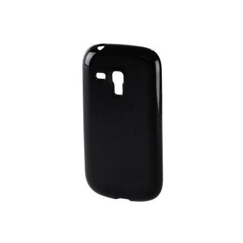 Etui HAMA TPU Mobile Phone Cover for Samsung Galaxy S III mini Czarny (4007249915191)