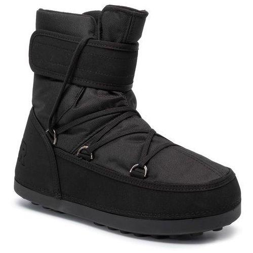 Śniegowce BOGNER - Davos 3A 393 5114 Black Gomma 01, kolor czarny