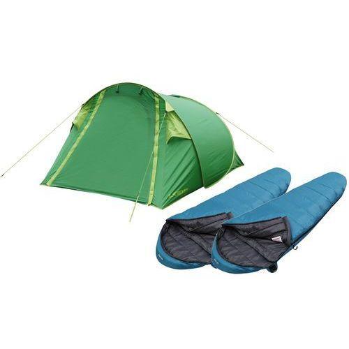 zestaw namiot pop up + 2x śpiwór darway marki Loap
