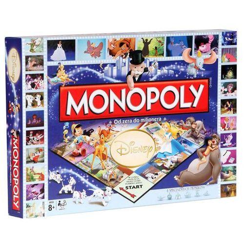Monopoly Disney POL - Winning Moves