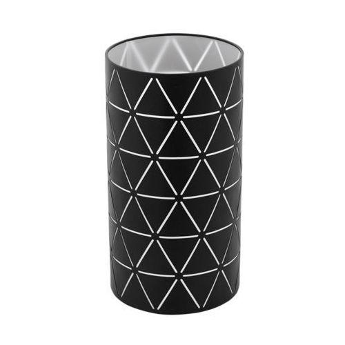 Eglo Ramon 98354 lampka stołowa biurkowa 1x40W E27 czarna (9002759983543)