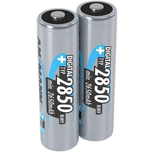 Ansmann Bateria 1x2 aa nimh 2850 mah digital (4013674350827)