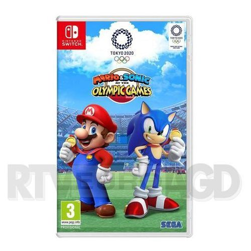 Mario and Sonic at the Olympic Games Tokyo 2020, NSS433