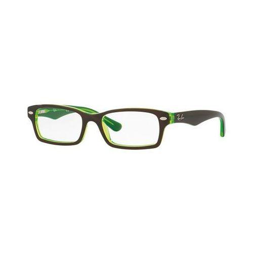 Ray-ban junior Okulary korekcyjne ry1530 3665