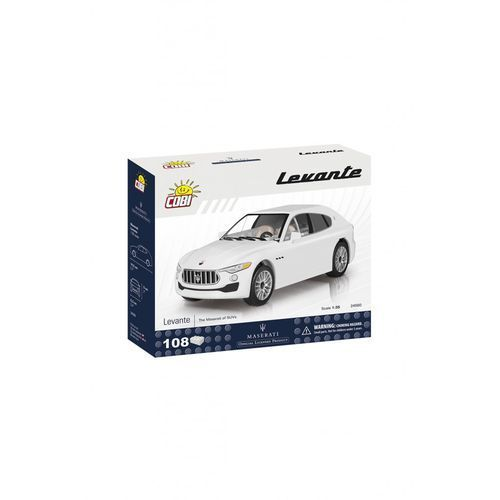Klocki COBI Maserati Levante 2Y36E4 Oferta ważna tylko do 2022-05-09