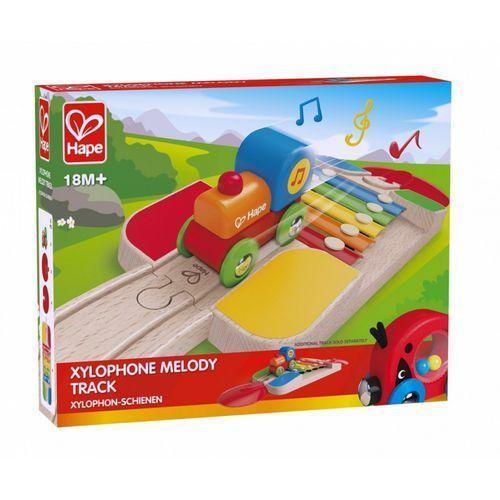Hape  cymbałki dla dzieci - ksylofon