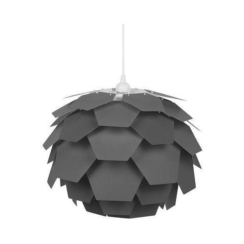 Lampa wisząca szara SEGRE mała (7105278777005)