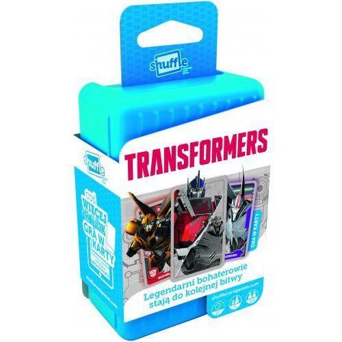 OKAZJA - CARTAMUNDI Gra Shuffle Transformers PL, 129023