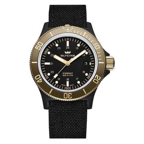 Zegarek glycine marki Biżuteria yes