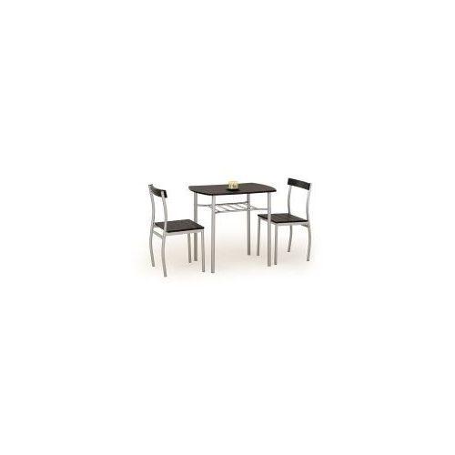 Halmar Zestaw lance stół z 2 krzesłami