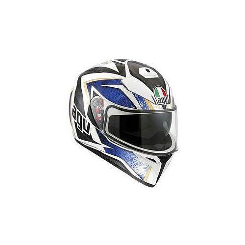 Agv Kask k-3 sv white/black/blue (8026656481361)