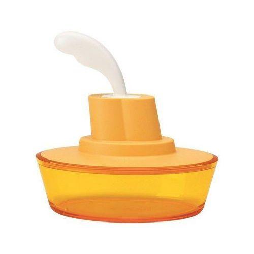 Maselniczka ship shape sweet breakfast słodki żółty marki A di alessi