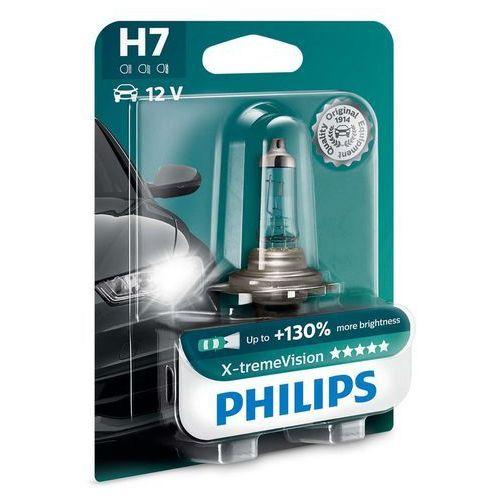 x-tremevision żarówka samochodowa 12972xvb1 marki Philips