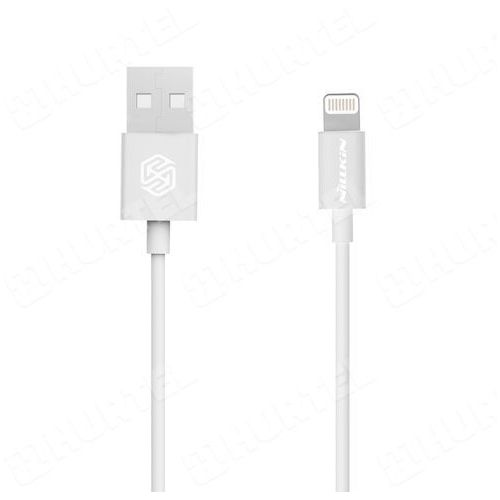 NILLKIN kabel USB Lightning 1m MFI biały - Biały, kup u jednego z partnerów