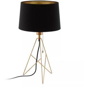 Eglo 39178 - Lampa stołowa CAMPORALE 1xE27/60W/230V