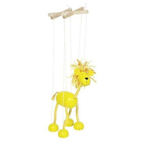 Drewniana marionetka, lew, 1_613865