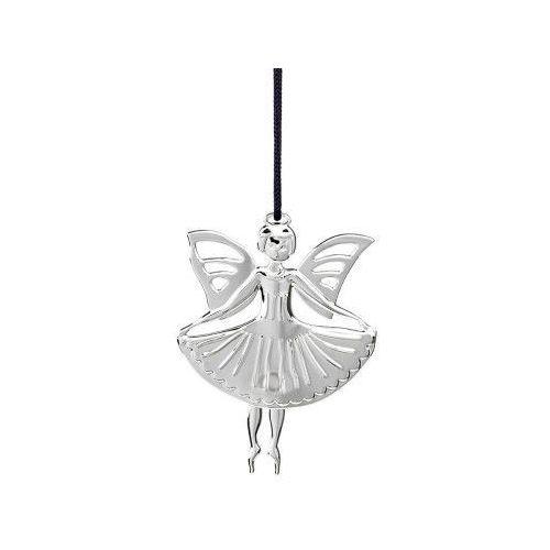 Ozdoba świąteczna anioł baletnica Karen Blixen, srebrna - Rosendahl, 31612