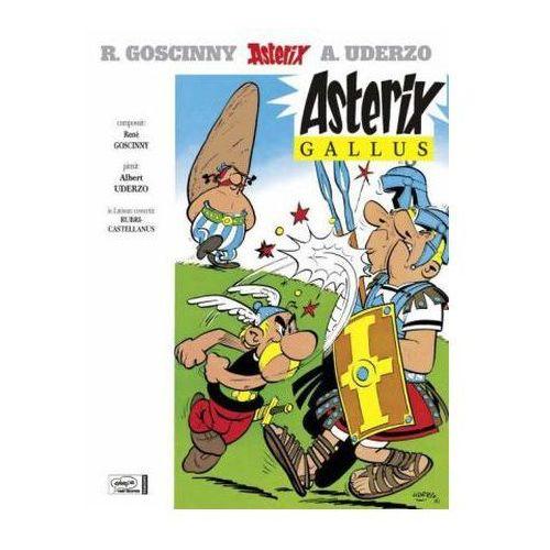 Asterix - Asterix Gallus. Asterix der Gallier, lateinische Ausgabe (9783770400515)