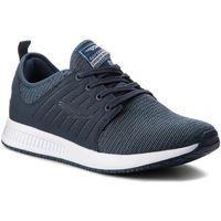 Sneakersy SPRANDI - MP07-17097-03 Granatowy, kolor niebieski