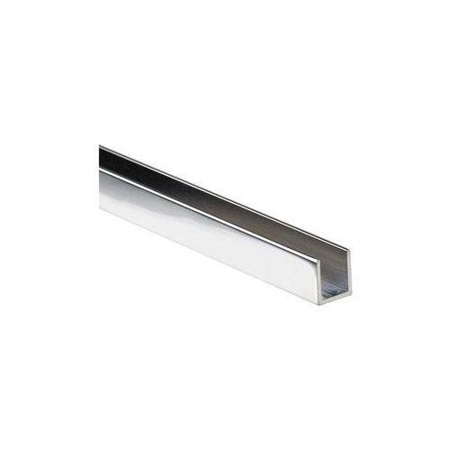 Umakov Profil aluminiowy u al 20x12x2mm t8mm