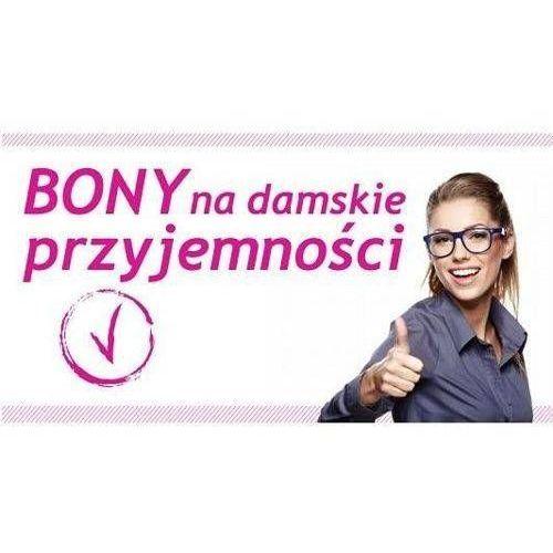 Karnet na damskie przyjemnośći - 12 kuponów marki Prop
