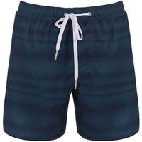 Strój kąpielowy - waveman b navy blue (ny008) rozmiar: m marki Bench