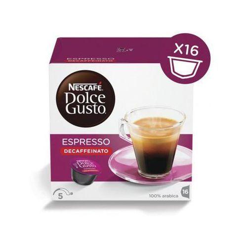 Nescafe dolce gusto espresso decaffeinato 16 kapsułek