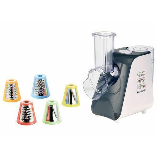 SILVERCREST® Elektryczna tarka do warzyw 5 w 1, 150 W (4056233846300)
