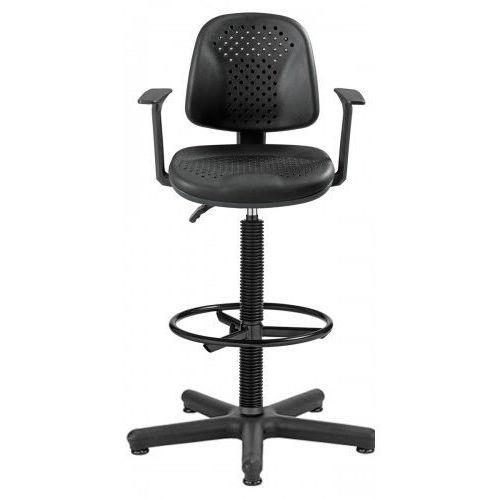 Nowy styl Krzesło specjalistyczne labo gtp46 ts06 + ring base - obrotowe