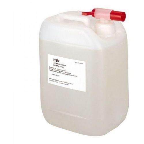 Olej do niszczarki - HSM 5 L