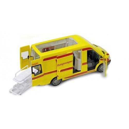 Samochody S.O.S., Ambulans - sprawdź w wybranym sklepie