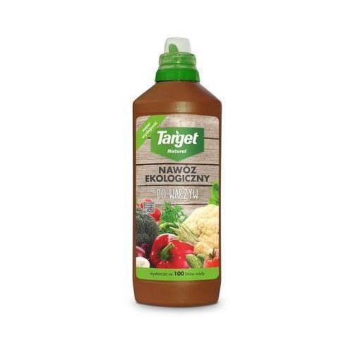 nawóz ekologiczny płynny do warzyw marki Target