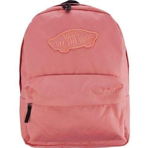Vans realm backpack desert rose - plecak miejski