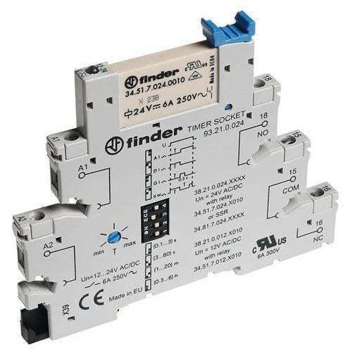 Przekaźnikowy moduł sprzęgający Finder 38.21.0.024.8240