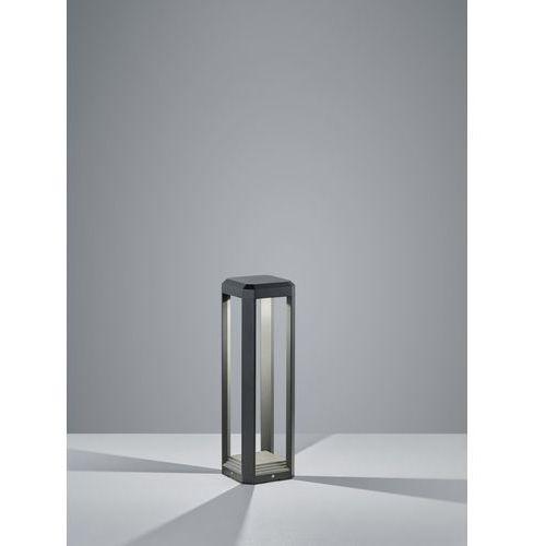 Trio logone lampa na cokół led antracytowy, 1-punktowy - nowoczesny - obszar zewnętrzny - logone - czas dostawy: od 3-6 dni roboczych marki Trio lighting