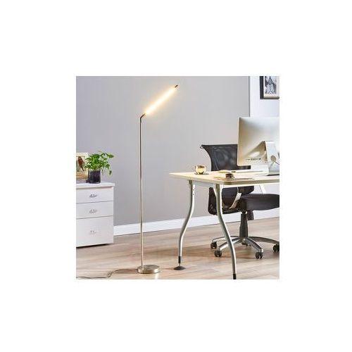 Lampenwelt Minimalistyczna lampa stojąca led jabbo do czyt.