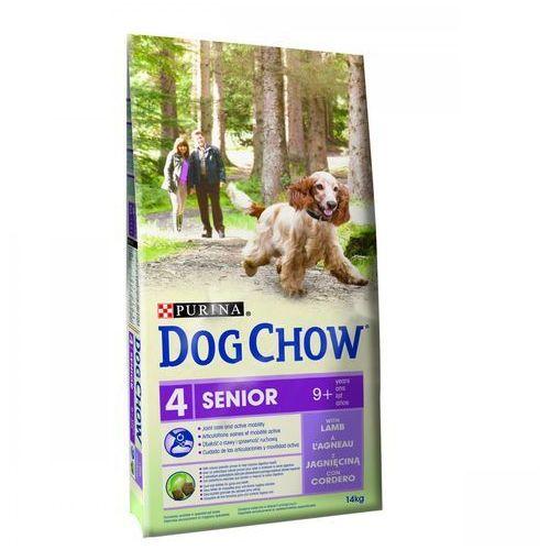 Purina Karma Dla Psów Dog Chow Senior Jagnięcina 14 kg, PDOG010