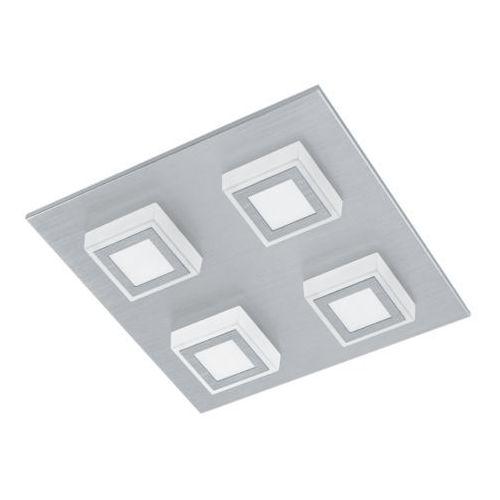 Lampa sufitowa masiano 2x3,3w+2x5,4w, 94512 marki Eglo