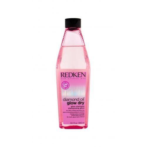 Redken diamond oil glow dry szampon do włosów 300 ml dla kobiet