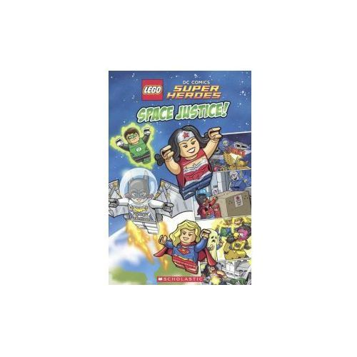 Lego DC Super Heroes: Space Justice! (9780606370776)