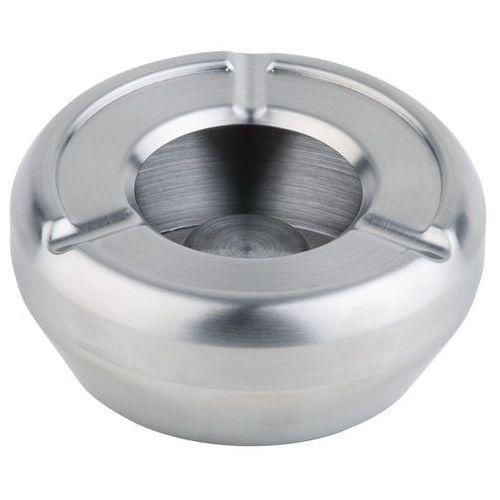 Aps Popielniczka ze stali nierdzewnej o średnicy 100 mm z osłoną | , 00090