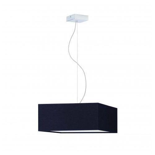 Nowoczesne oświetlenie sufitowe SANGRIA czarny, 1 x E27 (w cenie), bez denka, 14580 - KOLOR GRANATOWY