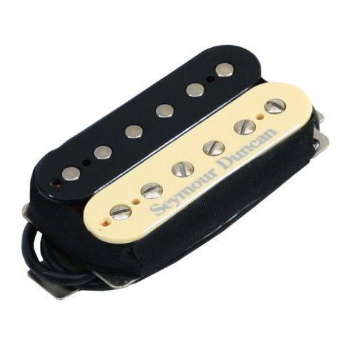 Seymour Duncan SH 4 ZEB JB Model przetwornik do gitary elektrycznej do montażu przy mostku, ″zebra″