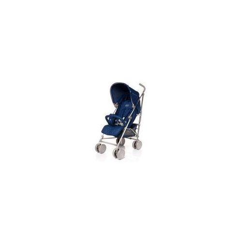 W�zek spacerowy lecaprice (navy blue) marki 4baby
