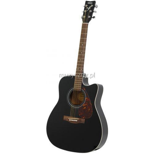 Yamaha FX 370 C BL gitara elektroakustyczna kolor czarny