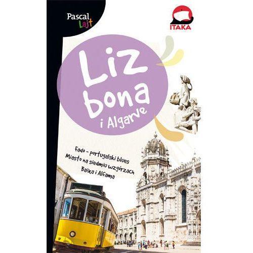Lizbona i Algarve, Pascal Lajt - Krzysztof Gierak, książka z kategorii Pozostałe książki