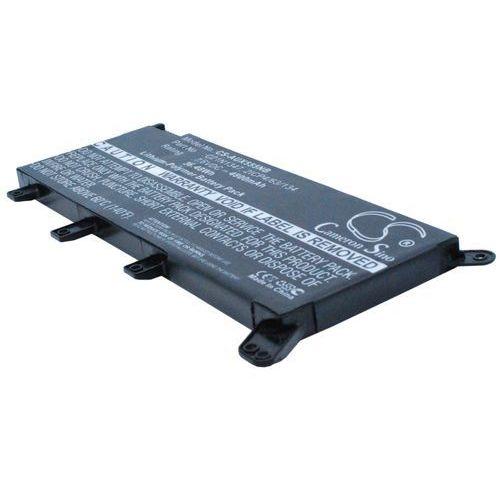 Asus X555 / 2ICP4/63/134 4800mAh 36.48Wh Li-Polymer 7.6V (Cameron Sino), CS-AUX555NB