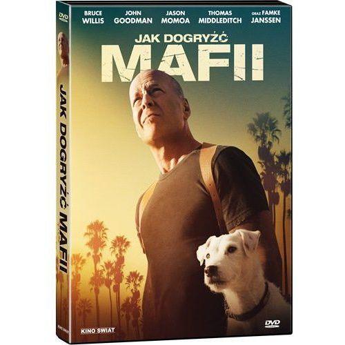 Jak dogryźć mafii (DVD) - Mark Cullen, Robb Cullen DARMOWA DOSTAWA KIOSK RUCHU (5906190325372)