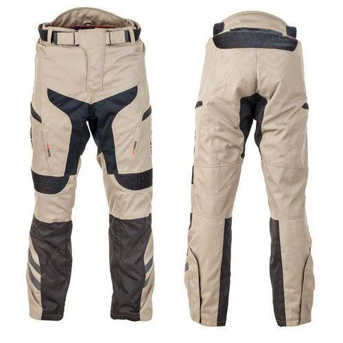 Spodnie motocyklowe W-TEC Boreas wodooporne, Desert Chameleon, M