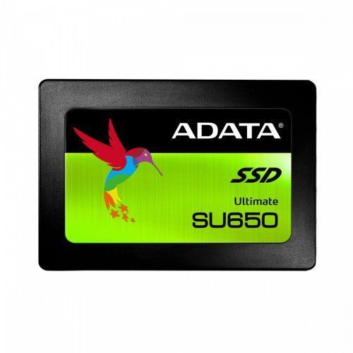 Adata ssd ultimate su650 60gb 2.5'' s3 520/320 mb/s 3d (4713218466587)